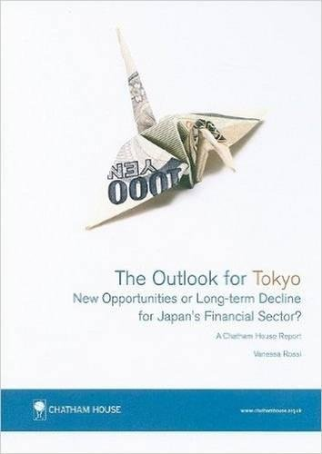 The Outlook for Tokyo: New Opportunities or Long-Term Decline for Japan's Financial Sector?: Ms...