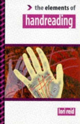 Handreading (The Elements of): Lori Reid