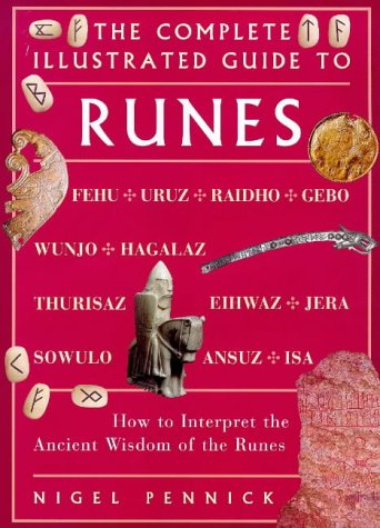 9781862041004: The Complete Illustrated Guide to Runes