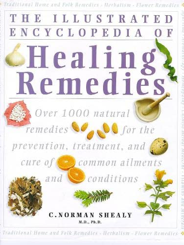 9781862041875: The Illustrated Encyclopedia of Healing Remedies