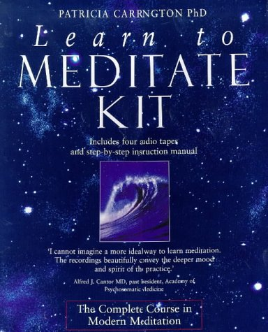9781862041912: Learn to Meditate Kit: The Complete Course in Modern Meditation