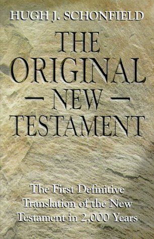 9781862042520: The Original New Testament: The First Definitive Translation of the New Testament in 2000 Years