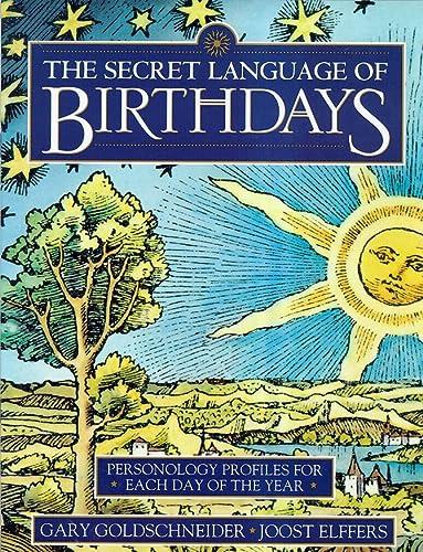 9781862044166: The Secret Language of Birthdays