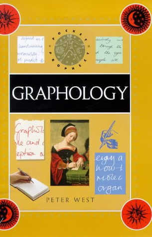 Graphology: Pocket Prophecy (The Pocket Prophecy Series): Element Books Ltd.