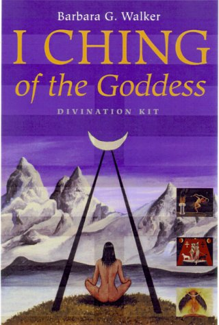 9781862048416: I Ching of the Goddess: Divination Kit [With 64 Cards]