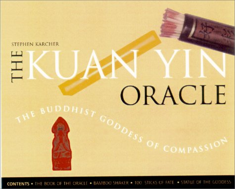 9781862048423: The Kuan Yin Oracle: The Buddhist Goddess of Compassion