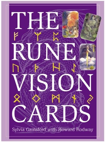 9781862048454: The Rune Vision Cards