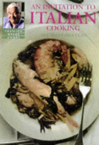 9781862050044: An Invitation to Italian Cooking (Great Cooks)