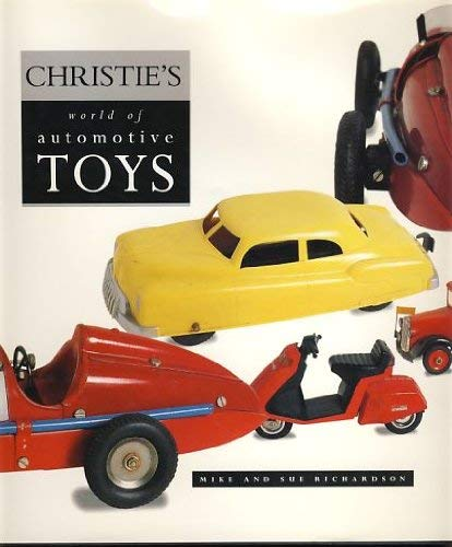 9781862050846: Christie's World of Automotive Toys
