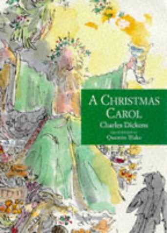 9781862051300: A Christmas Carol (Quentin Blake's Illustrated Children's Classics)