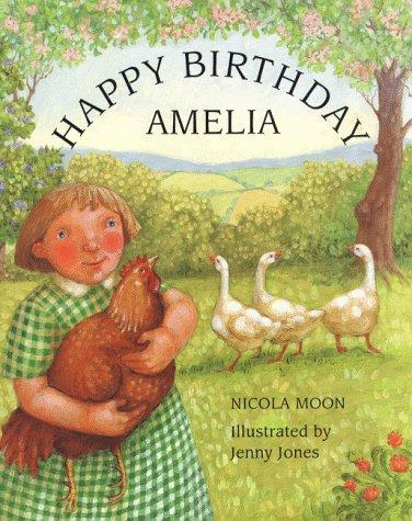 9781862052086: HAPPY BIRTHDAY AMELIA