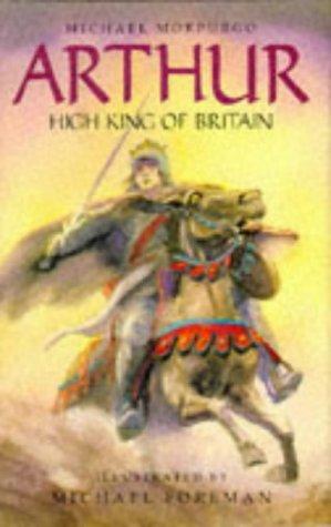 9781862052307: 'ARTHUR, HIGH KING OF BRITAIN'