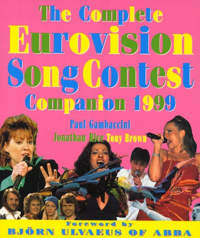 9781862052437: Complete Eurovision Song Contest Companion