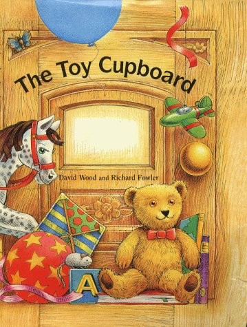 The Toy Cupboard (9781862053816) by David Wood