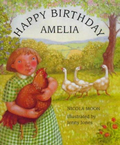 9781862054073: HAPPY BIRTHDAY AMELIA