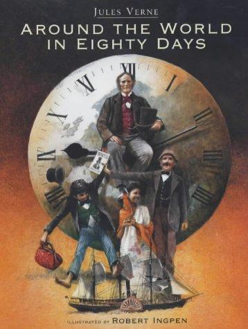 9781862054516: Around the World in Eighty Days