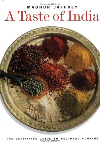 A Taste of India (1862055467) by Madhur Jaffrey