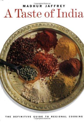 9781862055469: A Taste of India