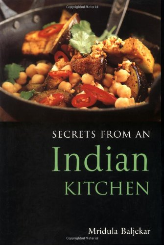 9781862056190: Secrets from an Indian Kitchen (Secrets from a Kitchen Series)