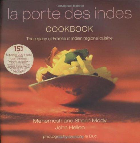 9781862056435: La Porte Des Indes Cookbook (English and French Edition)