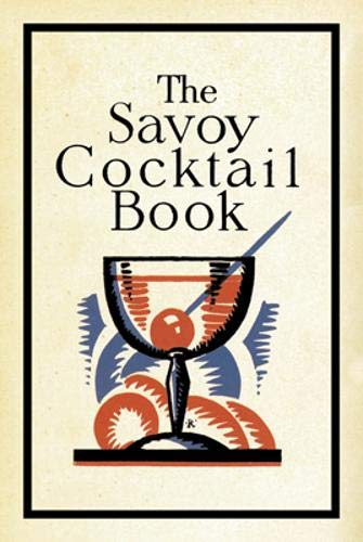 9781862057722: Savoy Cocktail Book