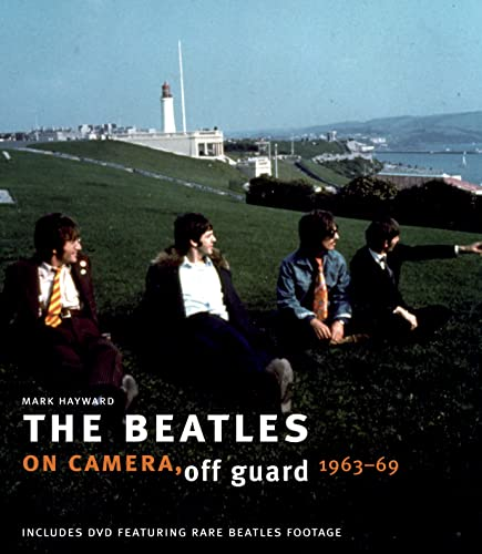9781862058675: The Beatles: On Camera, Off Guard (Book & DVD)