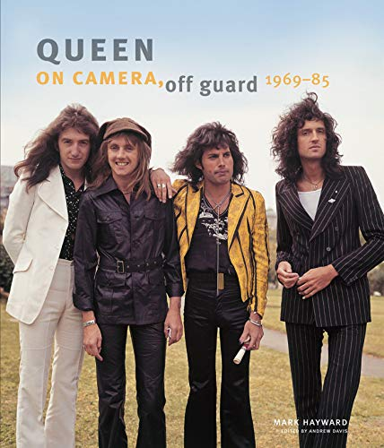 9781862059078: Queen: On Camera, Off Guard 1969-91