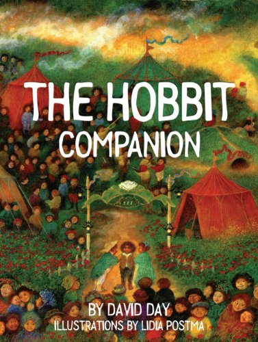 The Hobbit Companion: Day, David