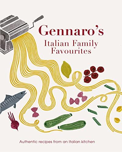 9781862059535: Gennaro Let's Cook Italian: Favourite Family Recipes