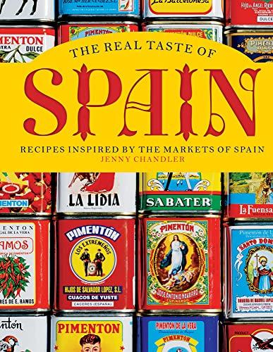 9781862059757: The Real Taste of Spain