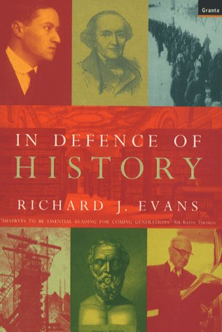 9781862071049: In Defence of History