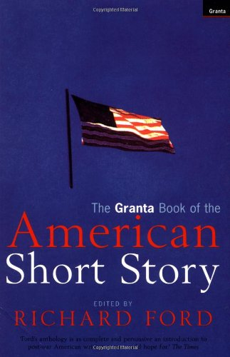 9781862071094: The Granta Book of the American Short Story