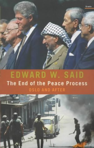 9781862072923: The End Of The Peace Process - Oslo and After