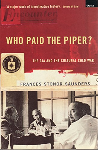 9781862073272: Who Paid the Piper?: The CIA and the Cultural Cold War
