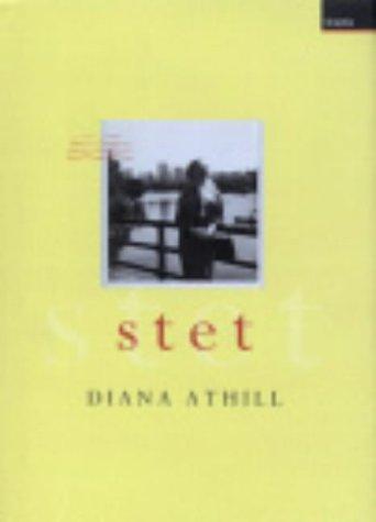 9781862073883: Stet: A Memoir