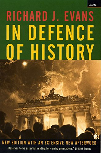 9781862073951: In Defence of History