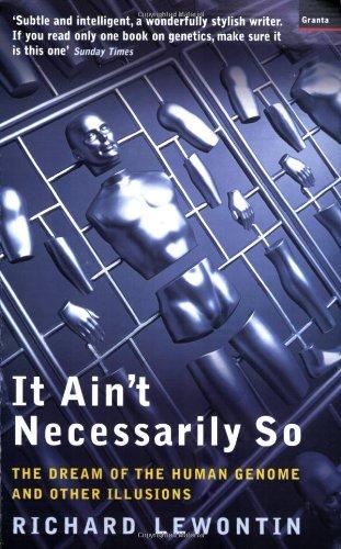 9781862074439: It Ain't Necessarily So