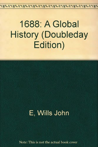 9781862074675: 1688: A Global History (Doubleday Edition)
