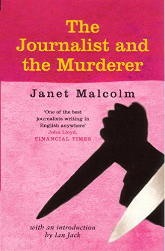 9781862076372: The Journalist and the Murderer