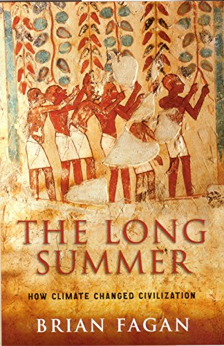 9781862076440: The Long Summer: How Climate Changed Civilization