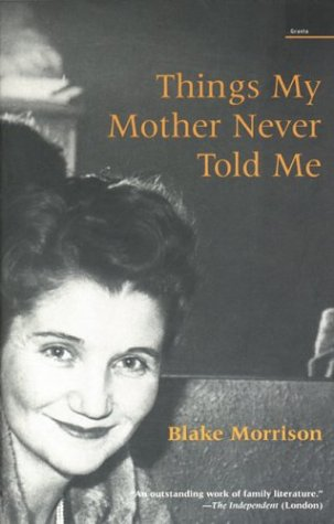9781862077027: Things My Mother Never Told Me