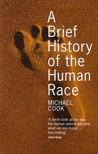 a history of human race