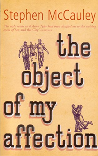 The Object of My Affection: McCauley, Stephen