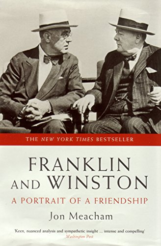 9781862077157: Franklin and Winston: A Portrait of a Friendship