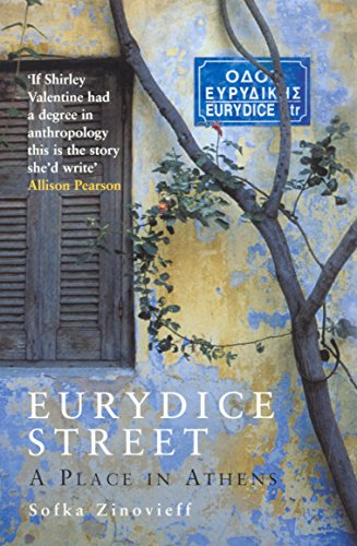9781862077508: Eurydice Street: A Place in Athens
