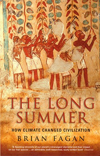 9781862077515: The Long Summer: How Climate Changed Civilization