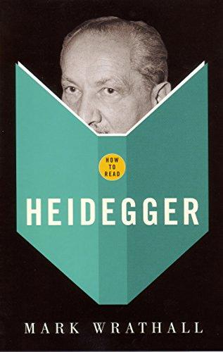9781862077669: How to Read Heidegger
