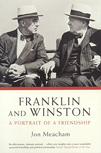 9781862077911: Franklin and Winston: A Portrait of a Friendship