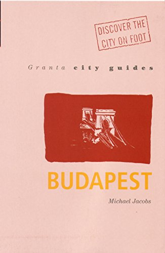 9781862078253: Granta City Guides: Budapest