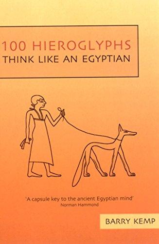 9781862078444: 100 Hieroglyphs: Think Like an Egyptian